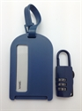 Picture of 2-in-1 Luggage Security Kit -Ensign Blue